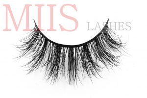 most popular clear band 3d mink fur eyelashes