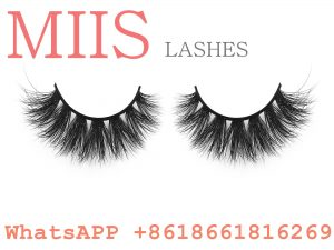 Private label 3d mink eye lashes