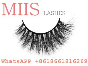 Clear Band 3D mink eyelash