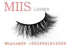 factory customized mink lashes