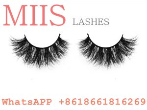 create your own brand 3d mink eyelashes